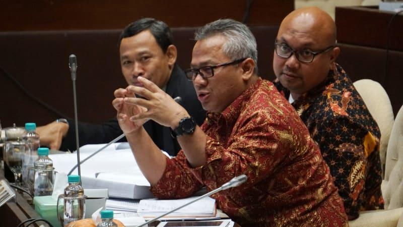 Dukung Penuh KPU: Tolak Mantan Napi Korupsi Jadi Caleg - kumparan Kumparan Komisi II gelar RDP dengan KPU dan Bawaslu RI