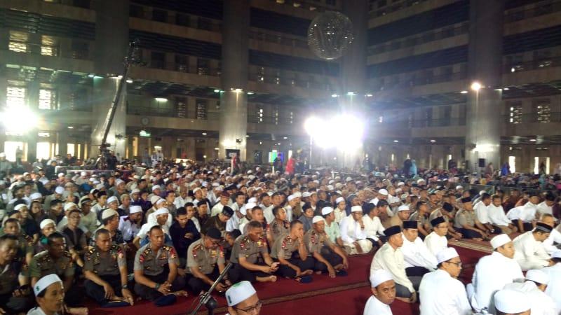 Pengajian DMI, Masjid Istiqlal, Jakarta Pusat