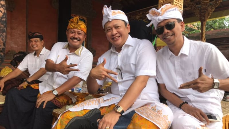 Elite Golkar di Bali