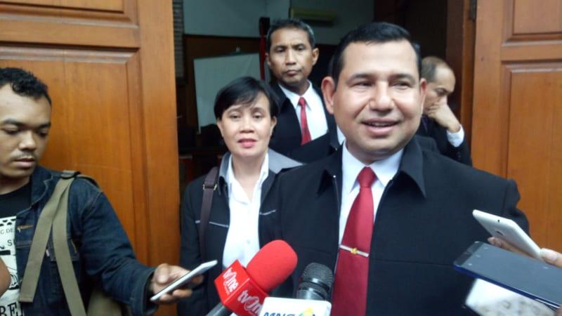 Kepala Bidang Hukum Polda Metro Jaya Kombes Agus Rahmat