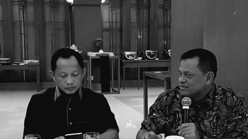 Panglima TNI, Gatot Nurmantyo dan Kapolri, Tito Karnavian