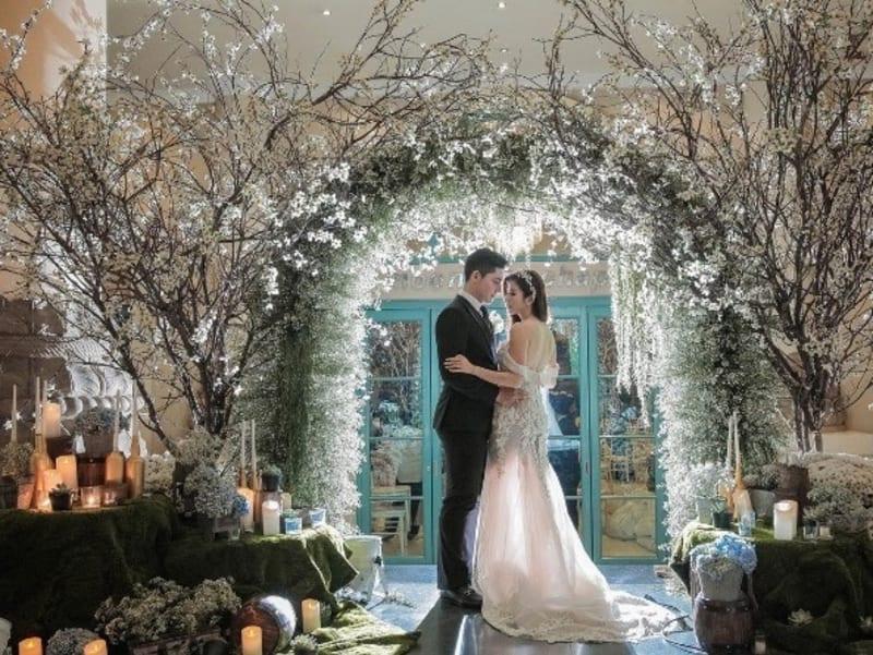 Pernikahan Samuel Zylgwyn dengan Franda
