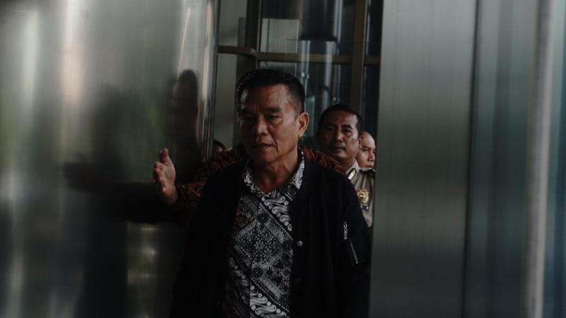 Dirwan Mahmud, Bupati Bengkulu Selatan di KPK