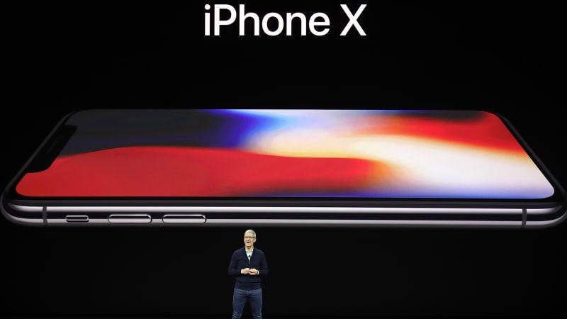 Peluncuran iPhone X