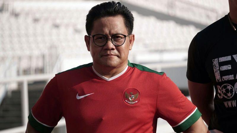 Wakil ketua MPR, Muhaimin Iskandar.