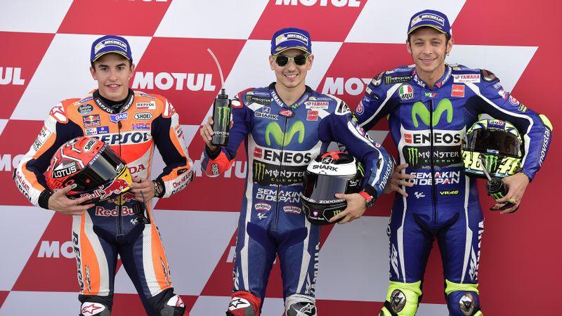 Marquez, Lorenzo, Rossi