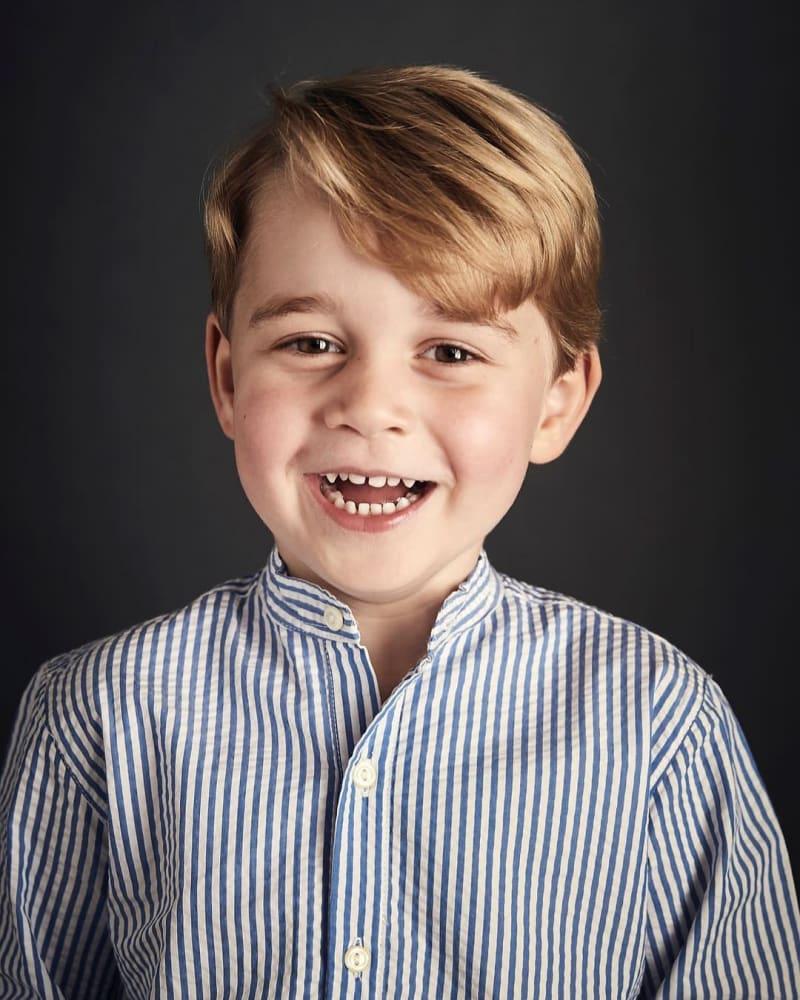 George, putra Prince William dan Kate Middleton