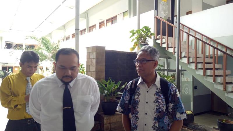 Sidang Lanjutan Praperadilan Buni Yani di Pengadilan Negeri Jakarta Selatan