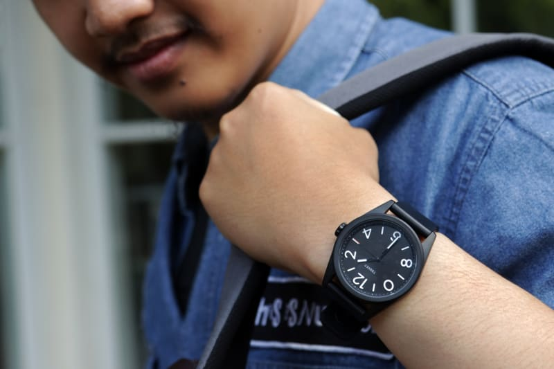 Jam tangan Tsovet Weekender Chrono Oversize