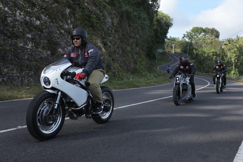 Modifikasi keren Honda CBR250RR