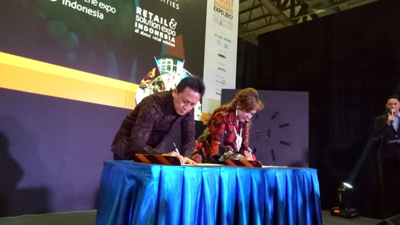 Pameran Franchise & License Expo Indonesia 2017