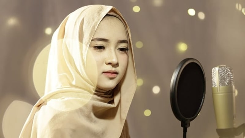 Nissa, vokalis Sabyan Gambus