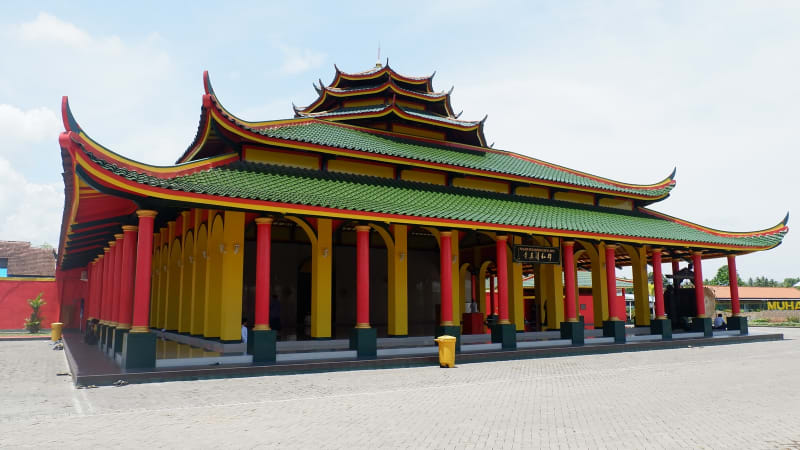 Masjid Cheng Hoo Banyuwangi