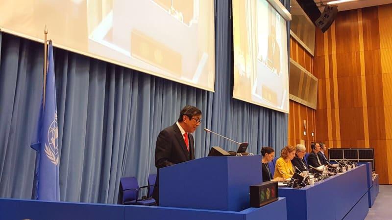 Konvensi PBB dalam upaya memberantas aset korupsi