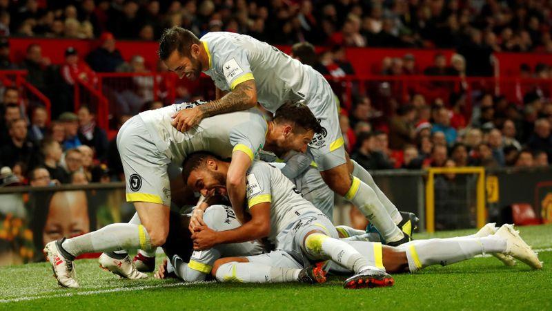 United vs Derby