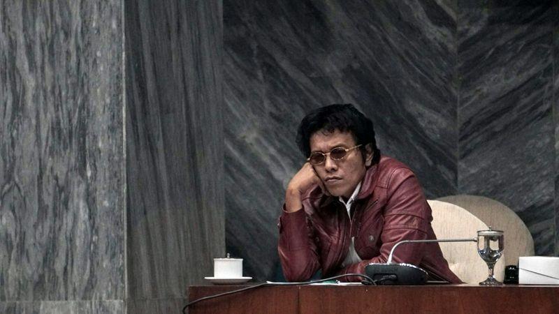 Adian Napitupulu, anggota DPR Komisi VII