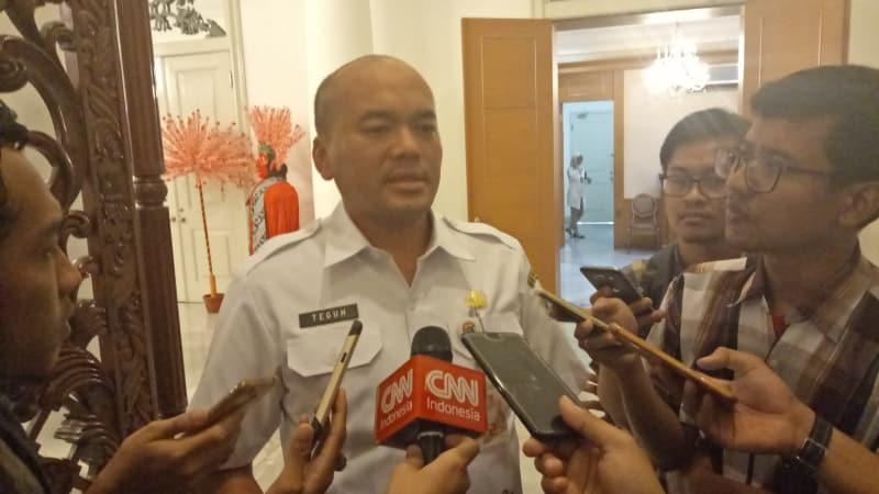 Kepala Dinas Tata Air DKI Jakarta, Teguh Hendrawan