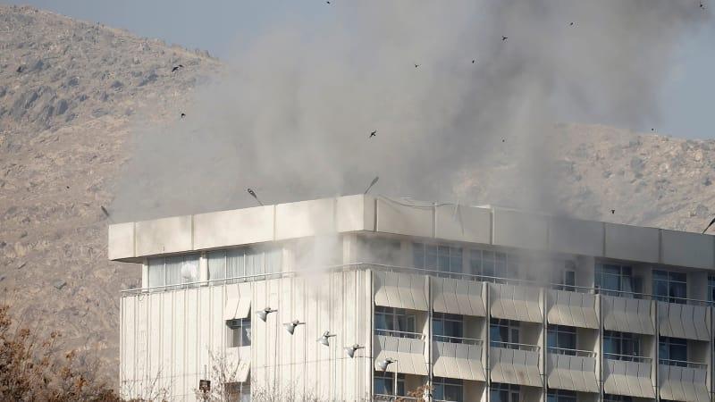 Serangan di Hotel Kabul, Afghanistan