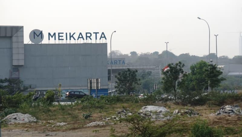 Proyek properti Meikarta, Cikarang