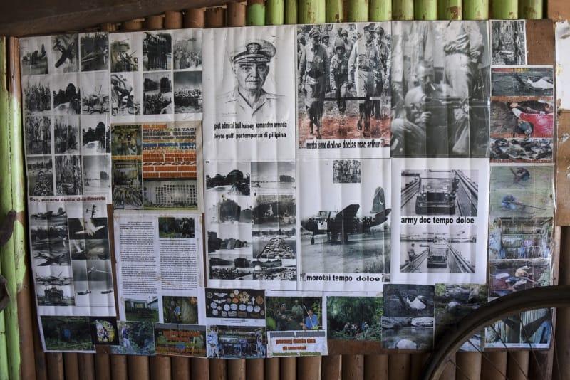 Jejak Sejarah di Morotai