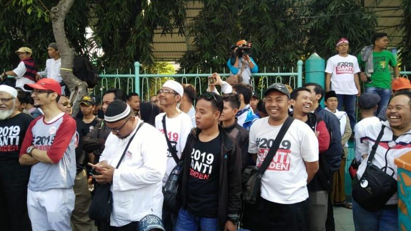 Aksi Massa 2019GantiPresiden
