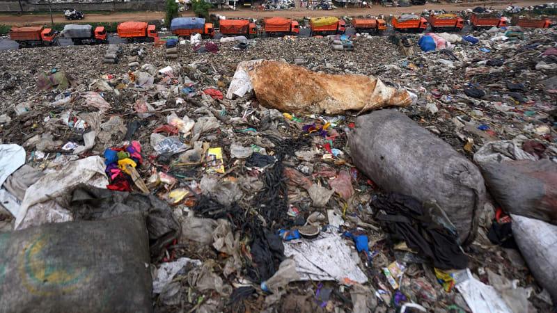 Limbah Sampah