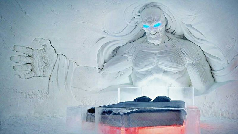 Snowvillage Game of Thrones