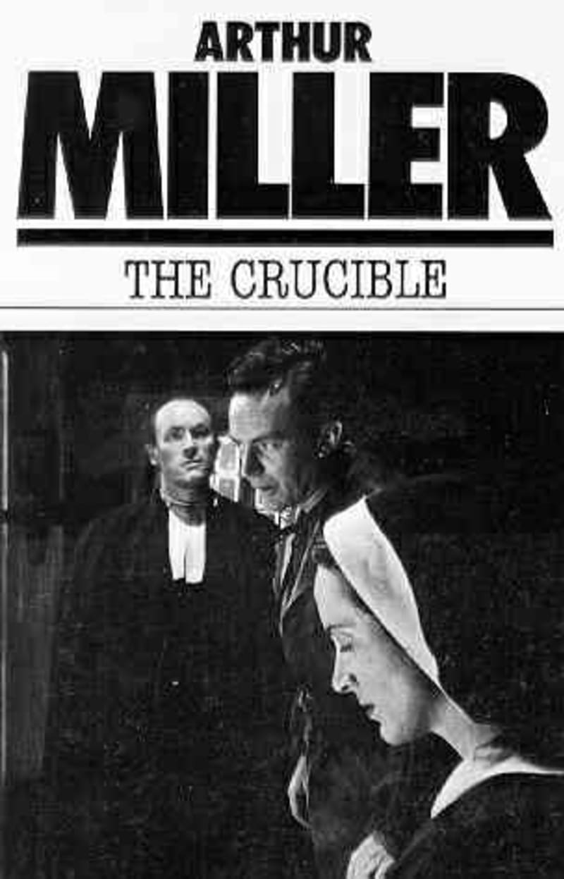 an analysis of the characters in the novel the crucible by arthur miller