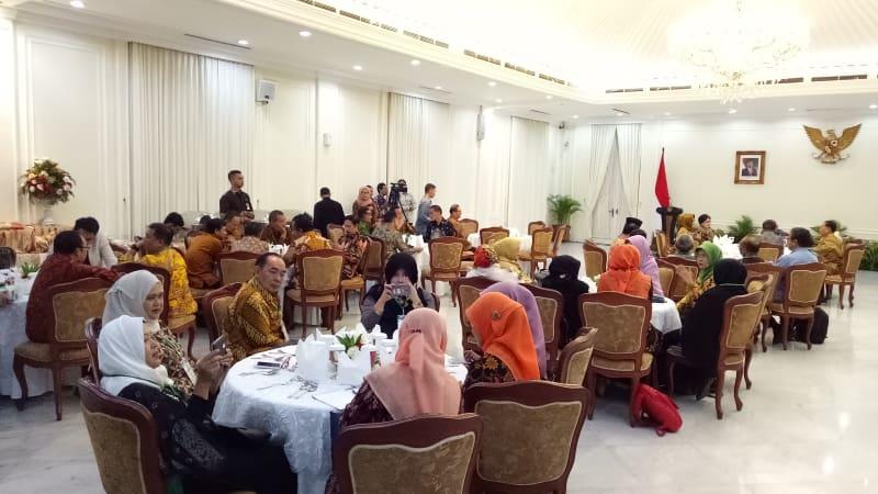 JK Santap Malam Bersama Alumni Guru Besar HMI