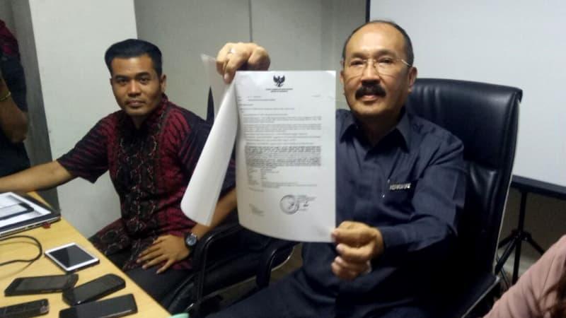 Image Result For Fredrich Yunadi Fredrerich Yunadi Pengacara Setya Novanto