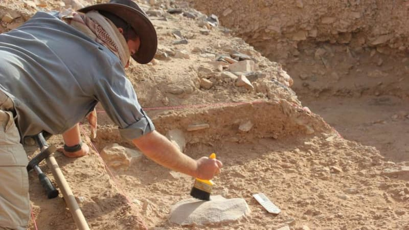 Situs Penemuan Artefak Homo Erectus