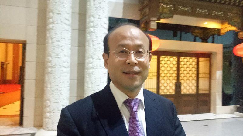 Dubes China Xiao Qian