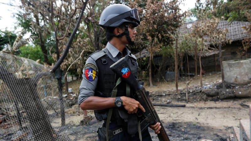 Amnesty Internasional: Militan Rohingya Juga Bantai Etnis Hindu