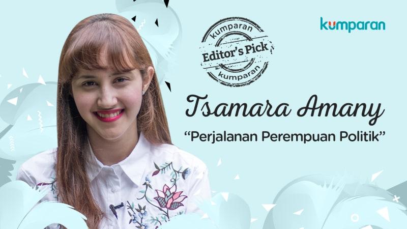 Editor's Pick Tsamara