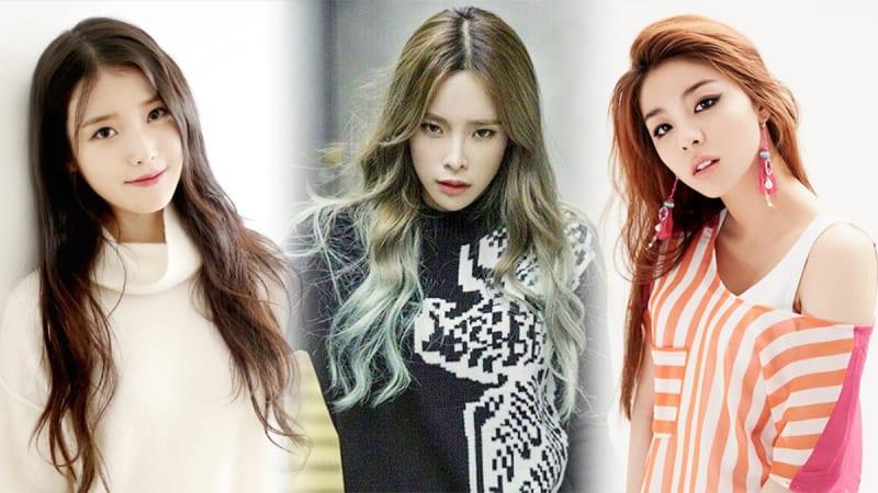 Solois wanita asal Korea Selatan