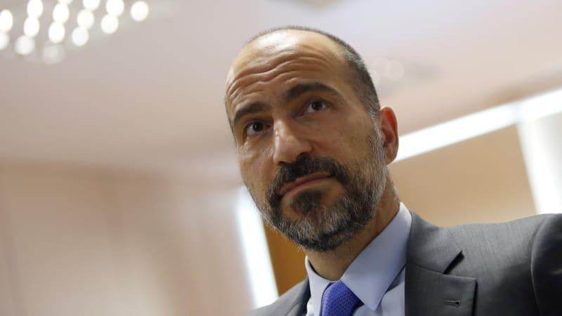 CEO Uber, Dara Khosrowshahi