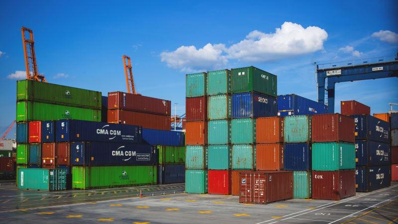 Ilustrasi ekspor impor