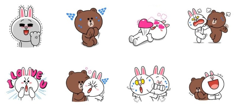 com-Brown & Cony's Supercharged Love