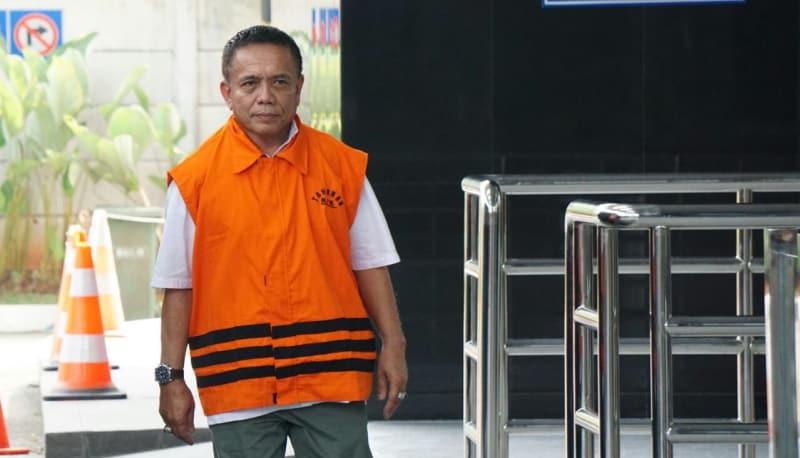 Gubernur Aceh Nonaktif, Irwandi Yusuf, KPK, Ditangkap KPK