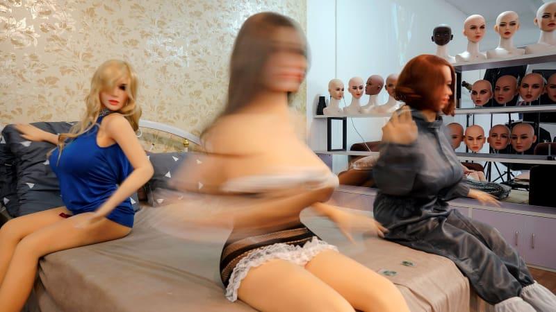 Rumah Bordil Robot Seks Bikin Kelompok Agama di Amerika Murka