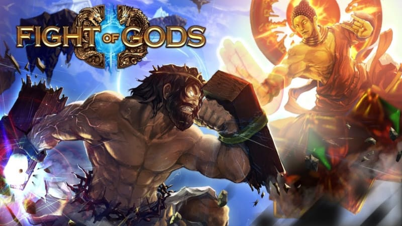Game 'Fight of Gods'
