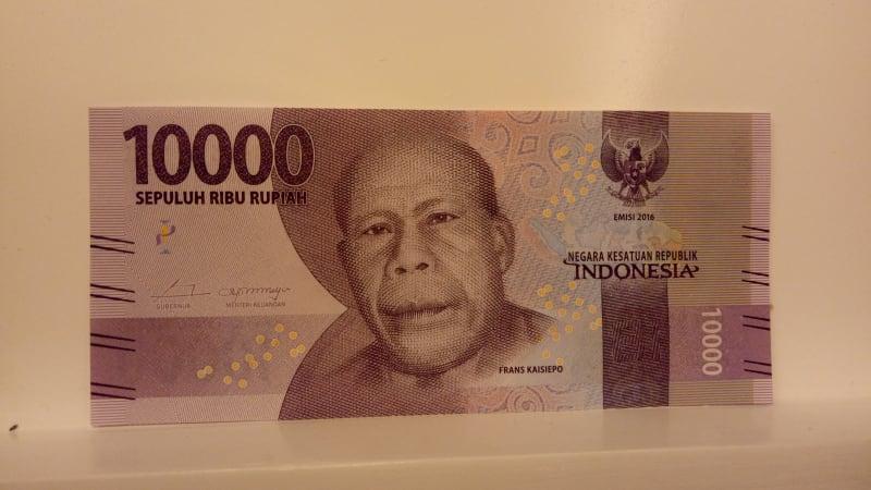 Uang baru Rp 10 ribu