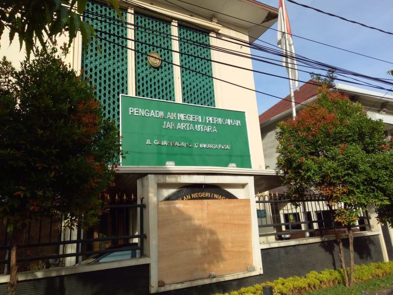 Gedung Pengadilan Negeri Jakarta Utara