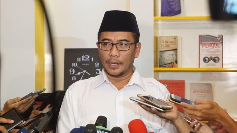 Hasyim Asy'ari komisioner KPU
