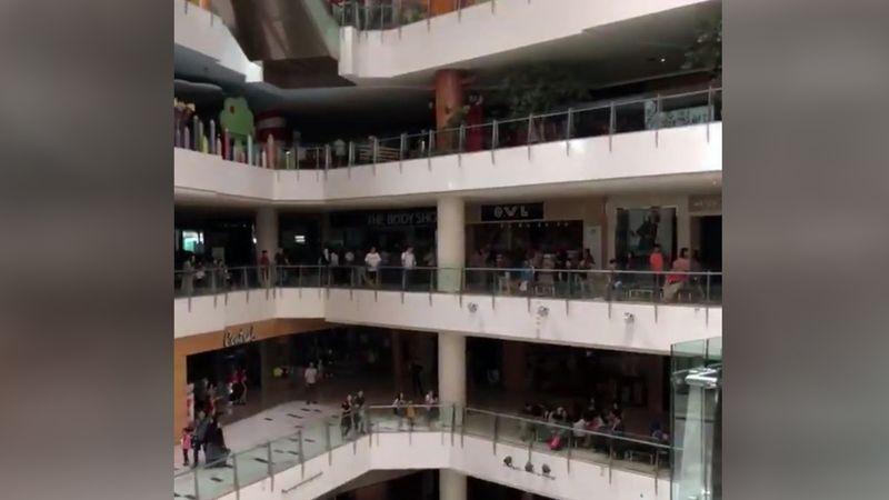 Listrik padam di Grand Indonesia