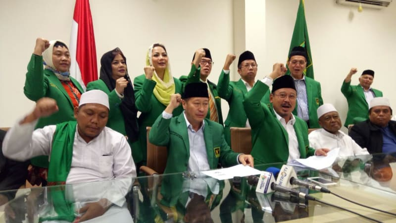 PPP dukung Ahok