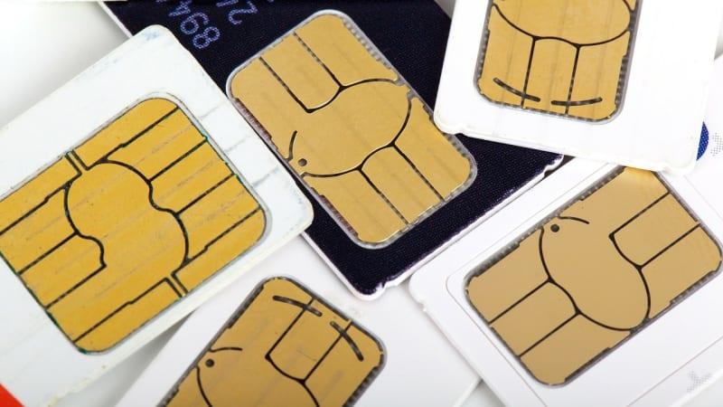 Kartu SIM seluler