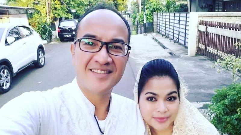 Puti Soekarno dan Johansyah Jaya Kameron