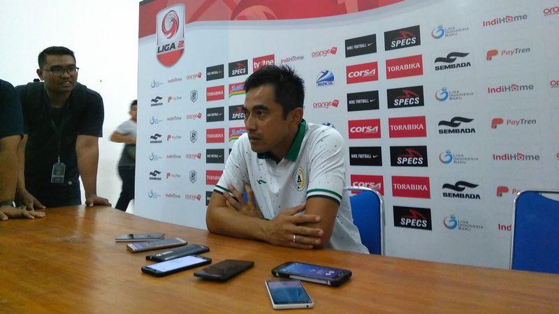 Caretaker PSS Sleman Seto Nurdiantoro