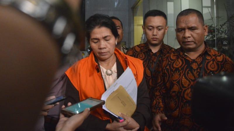 Hakim Pengadilan Negeri Medan, Merry Purba, KPK